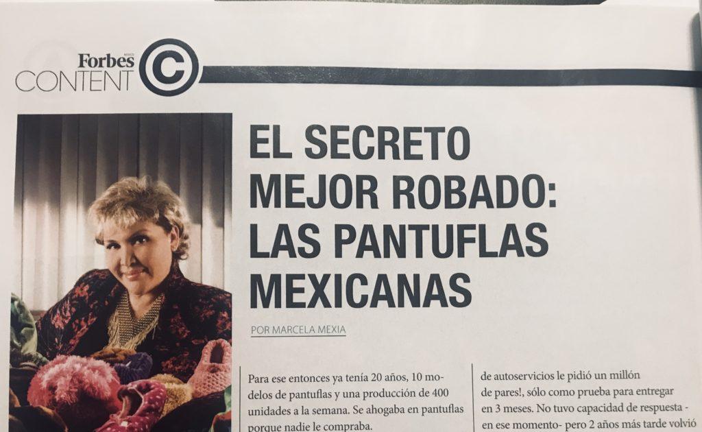 El secreto mejor robado: Las Pantuflas Mexicanas
